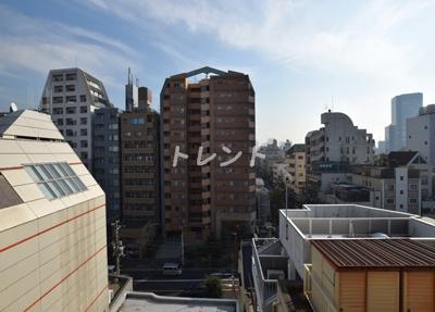 【展望】神楽坂フラッツ