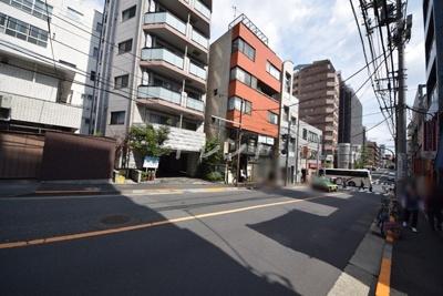 【周辺】神楽坂フラッツ