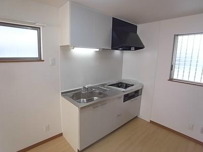 【キッチン】森北アパート