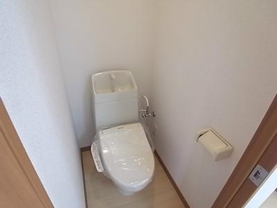 【トイレ】森北アパート
