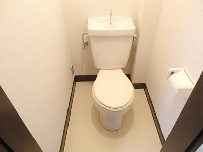 【トイレ】ハイツ山三