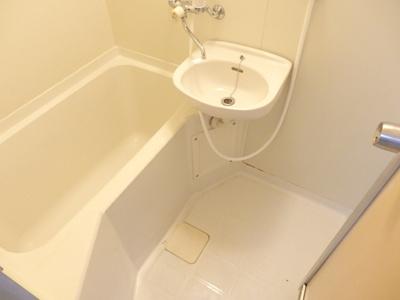 【浴室】ハイツ山三