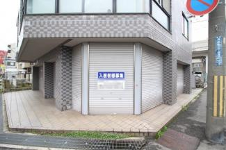 【玄関】プレステージフジ灘壱番館