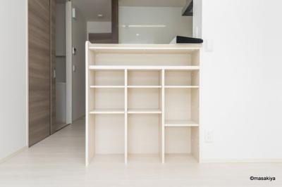 【浴室】モノ・キューブ