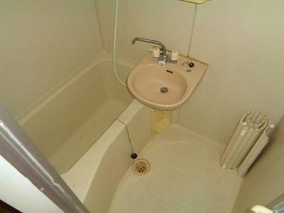 【浴室】パンリーブル