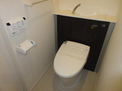 【トイレ】サンリバーアイランド