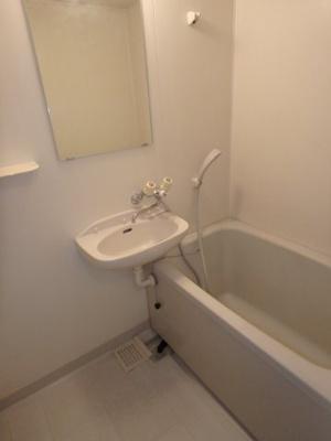 【浴室】加山ハイツ
