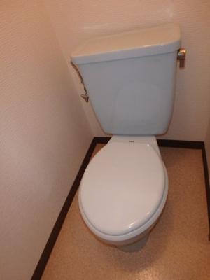 【トイレ】加山ハイツ