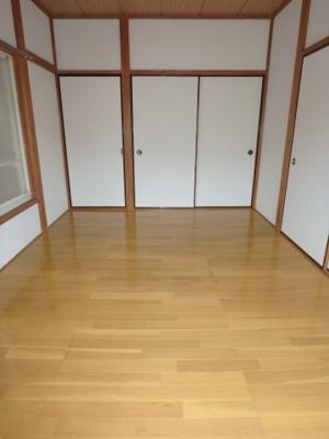 【洋室】加山ハイツ