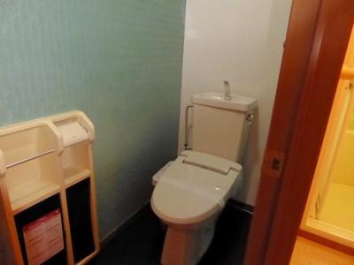 【トイレ】クレール中野A・B