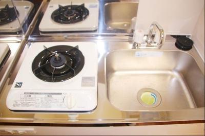 ガスキッチン(同一仕様写真)