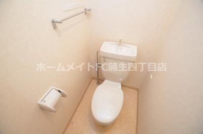 【トイレ】アフィニティ21