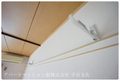【設備】プルミエールエビハラ・パーソンズE