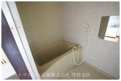 【浴室】プルミエールエビハラ・パーソンズE