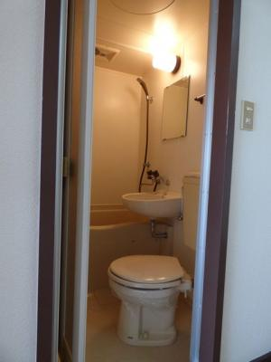 【浴室】ユニション・グリーンソル