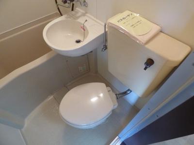 【トイレ】ユニション・グリーンソル
