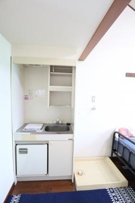 【キッチン】サンハイツNO3
