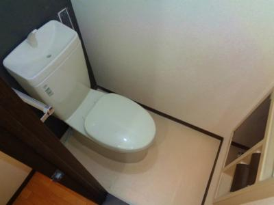 【トイレ】タウニーモリイ