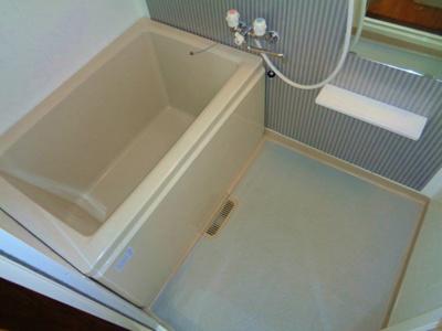 【浴室】タウニーモリイ