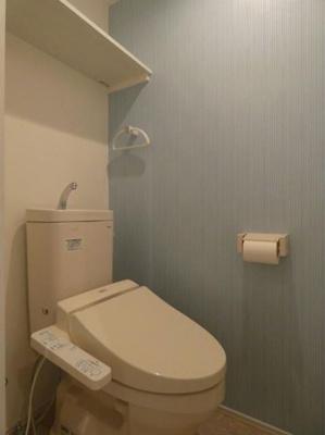 ハーモニーテラス今井のシンプルで使いやすいトイレです