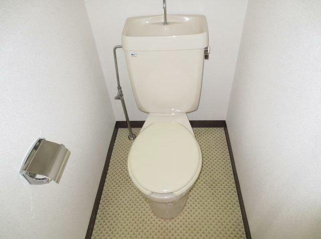 【トイレ】大道ビューハイツ