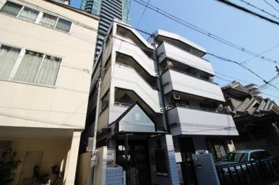 ロイヤルカーサ阿倍野 鉄骨造 4階建