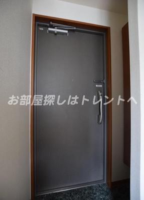【玄関】ラングタワー京橋