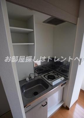 【キッチン】ラングタワー京橋