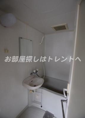 【浴室】ラングタワー京橋