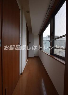 【居間・リビング】ラングタワー京橋