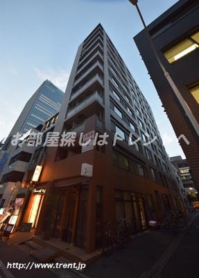 【外観】ラングタワー京橋