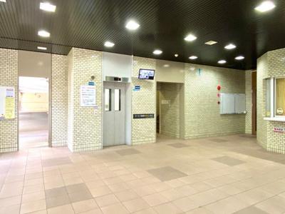 【エントランス】ふよう駅東ハイツ
