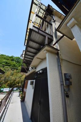 【外観】妙法寺東谷テラスハウス