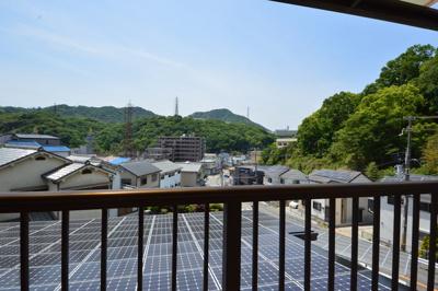 【展望】妙法寺東谷テラスハウス