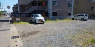 平面月極駐車場