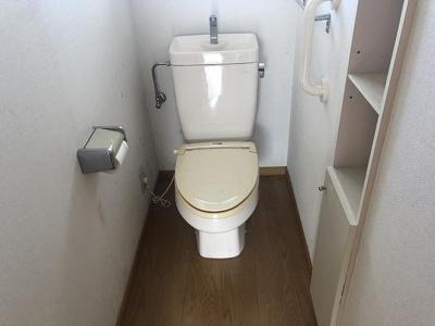【トイレ】南台貸住宅