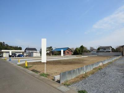 【外観】鶴ヶ島市高倉売地