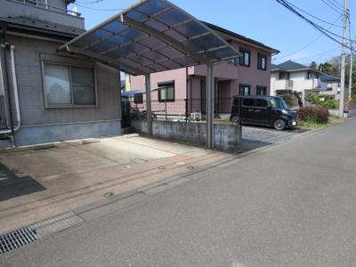 【展望】鶴ヶ島市高倉売地