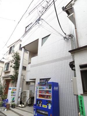 【外観】林ビル(東日暮里6丁目)