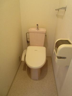 【トイレ】サンパルス西野