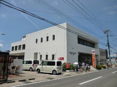 能登川郵便局(861m)