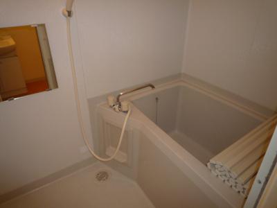 【浴室】コーポ ツジタツ