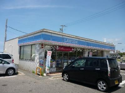 ローソン 能登川今店(446m)