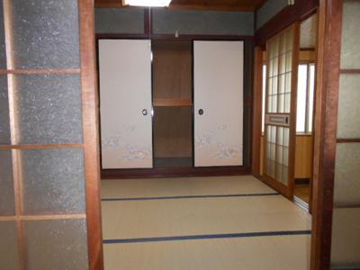 【和室】東近江市今町貸家