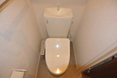 【トイレ】D-roomFutaba2
