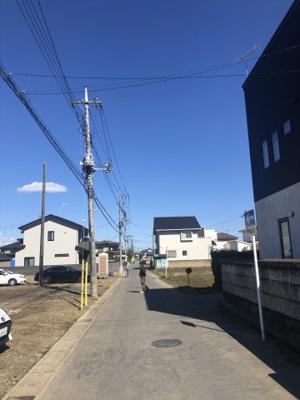 【外観】薗部町売地