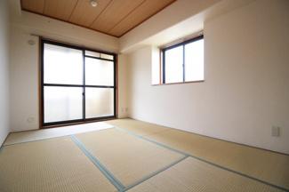 【寝室】ラセーヌ六甲