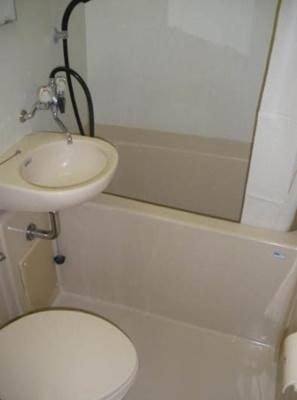 バストイレ(同一仕様写真)