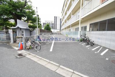 【駐車場】M'PLAZA菱江