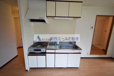【キッチン】M'PLAZA菱江